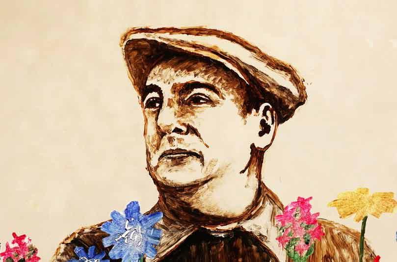 Pablo Neruda Gedicht Ich Bitte Um Ruhe Von